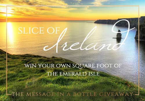 Win a Piece of Ireland!