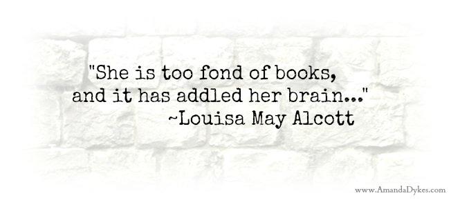 Fabulous Books | Amanda Dykes PR61